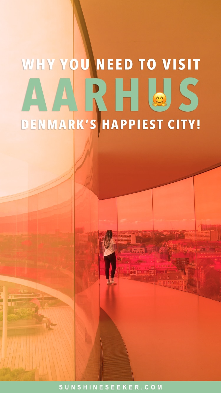 Two days in Aarhus - Denmark's happiest city. What to do in Aarhus - Top sights and attractions