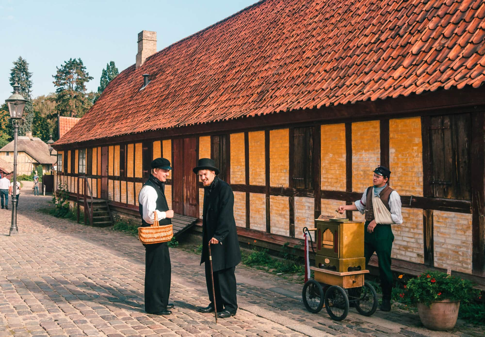 Two days in Aarhus - Denmark's happiest city. Den Gamle By - The coolest museum ever