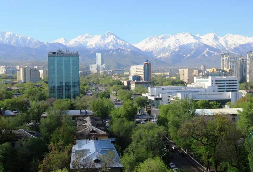 Almaty, Kazakhstan - One of the most underrated cities in the world + why you should add it to your bucket list low!