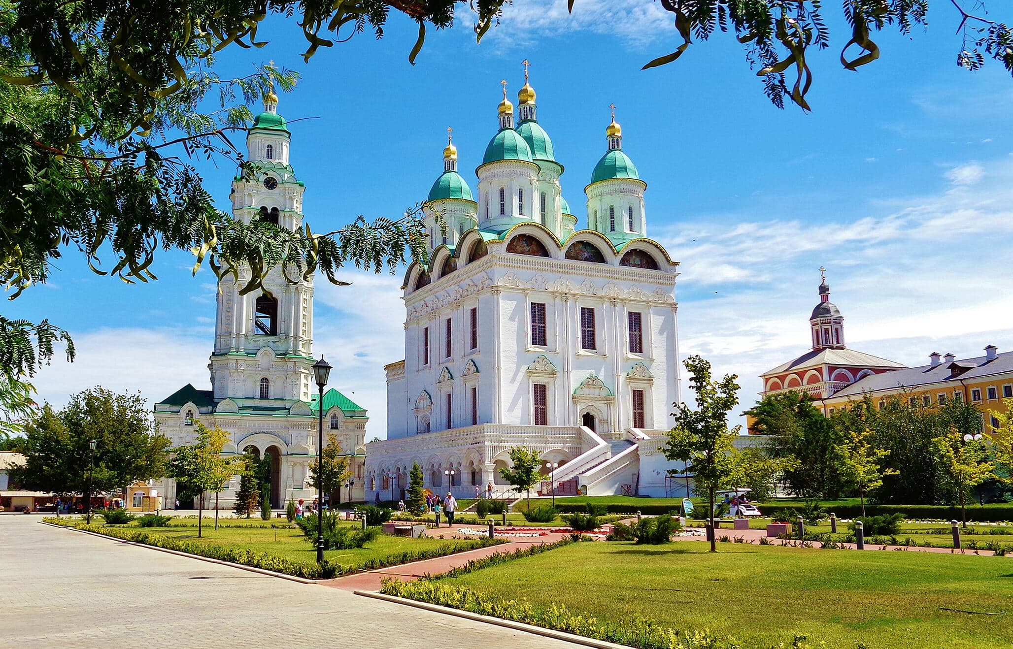 Astrakhan, Russia - One of the most underrated cities in the world + why you should add it to your bucket list low!
