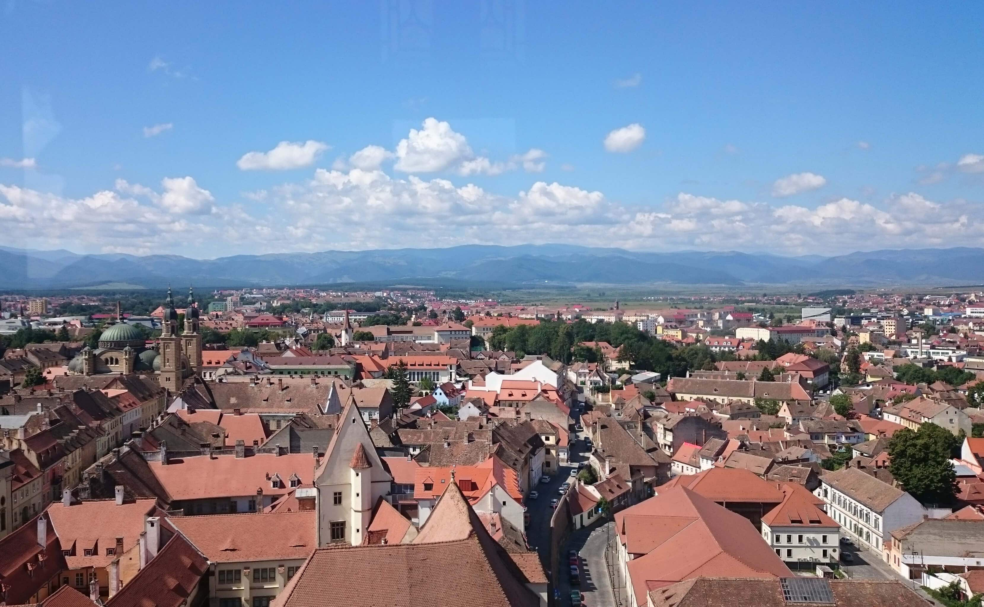 Sibiu, Romania - One of the most underrated cities in the world + why you should add it to your bucket list low!