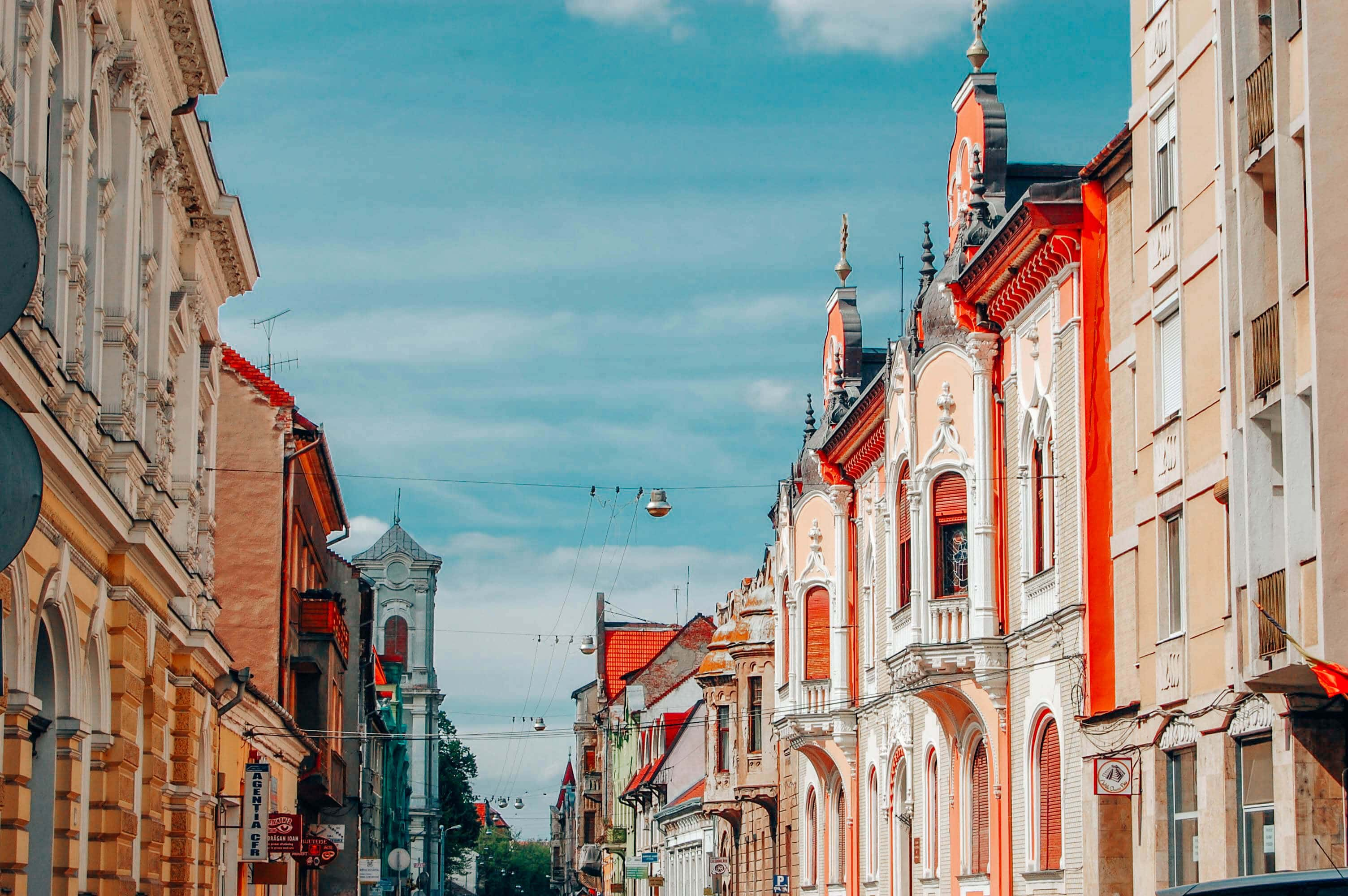 Oradea, Romania - One of the most underrated cities in the world + why you should add it to your bucket list low!