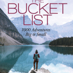 11 inspiring travel coffee table books every travel lover will love - The Bucket List: 1000 Adventures Big & Small