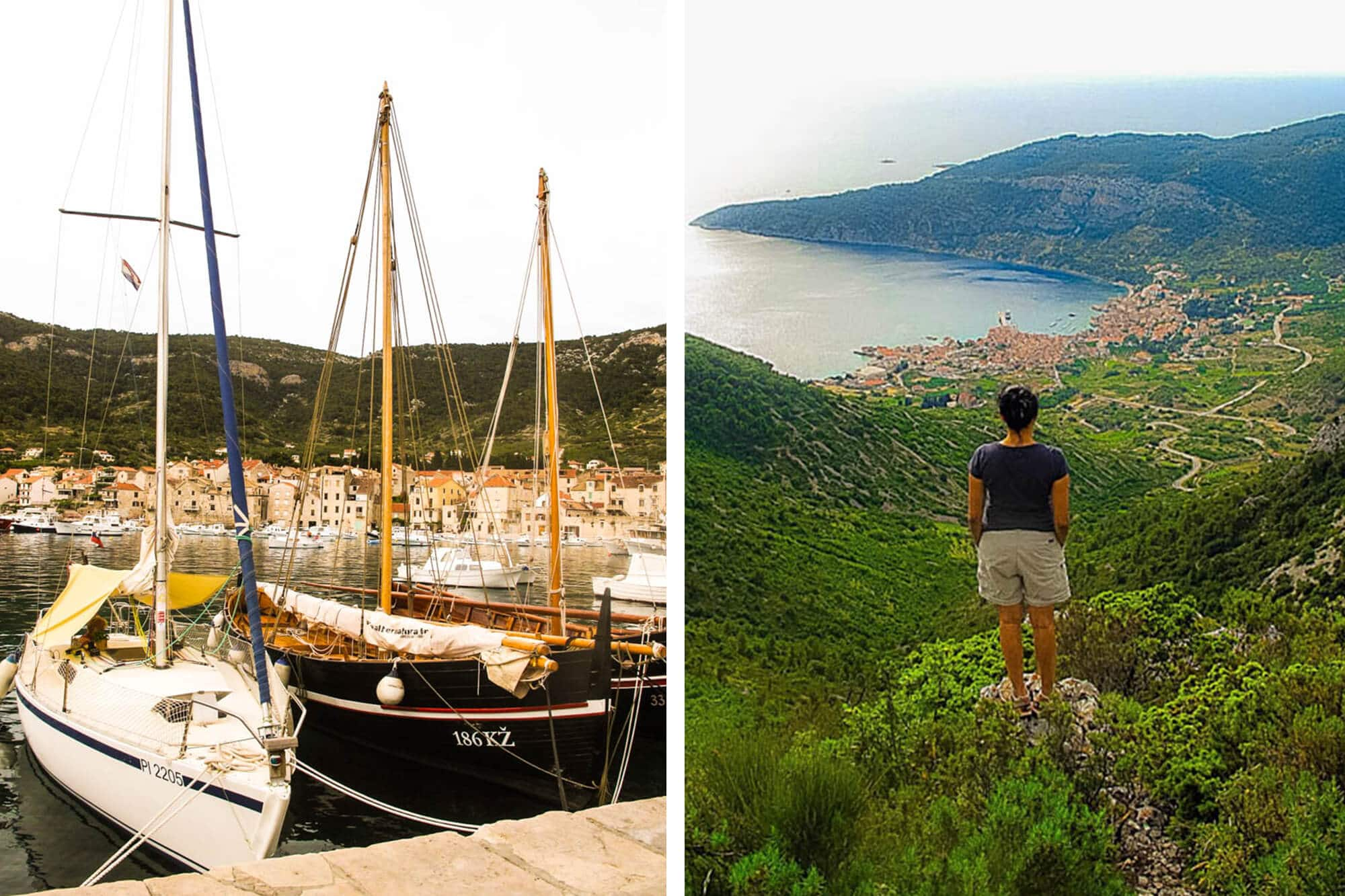 16 female travel bloggers reveal their favorite lesser-known islands - Vis, Croatia #bucketlist