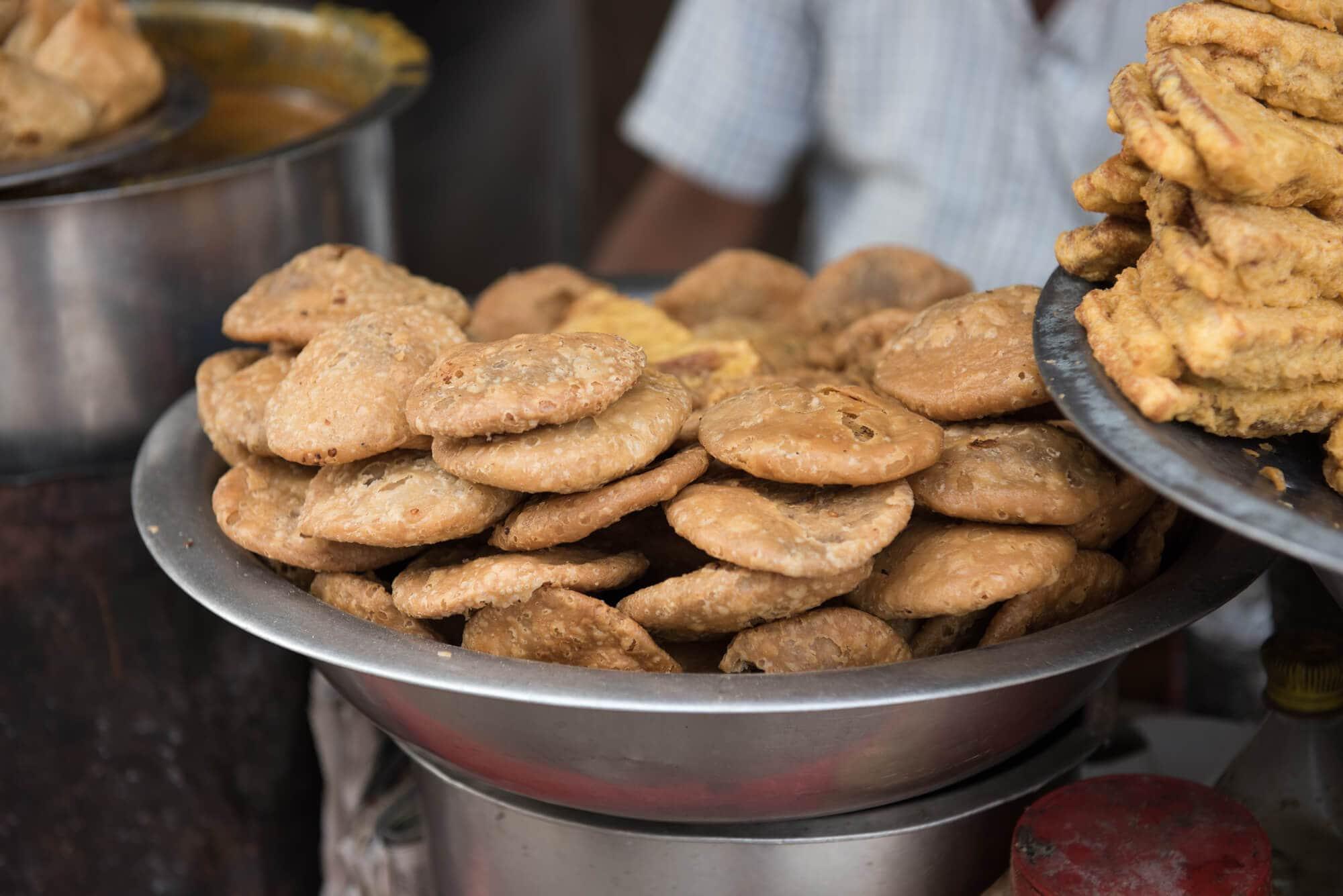 A first timer's guide to Delhi, India - Street food