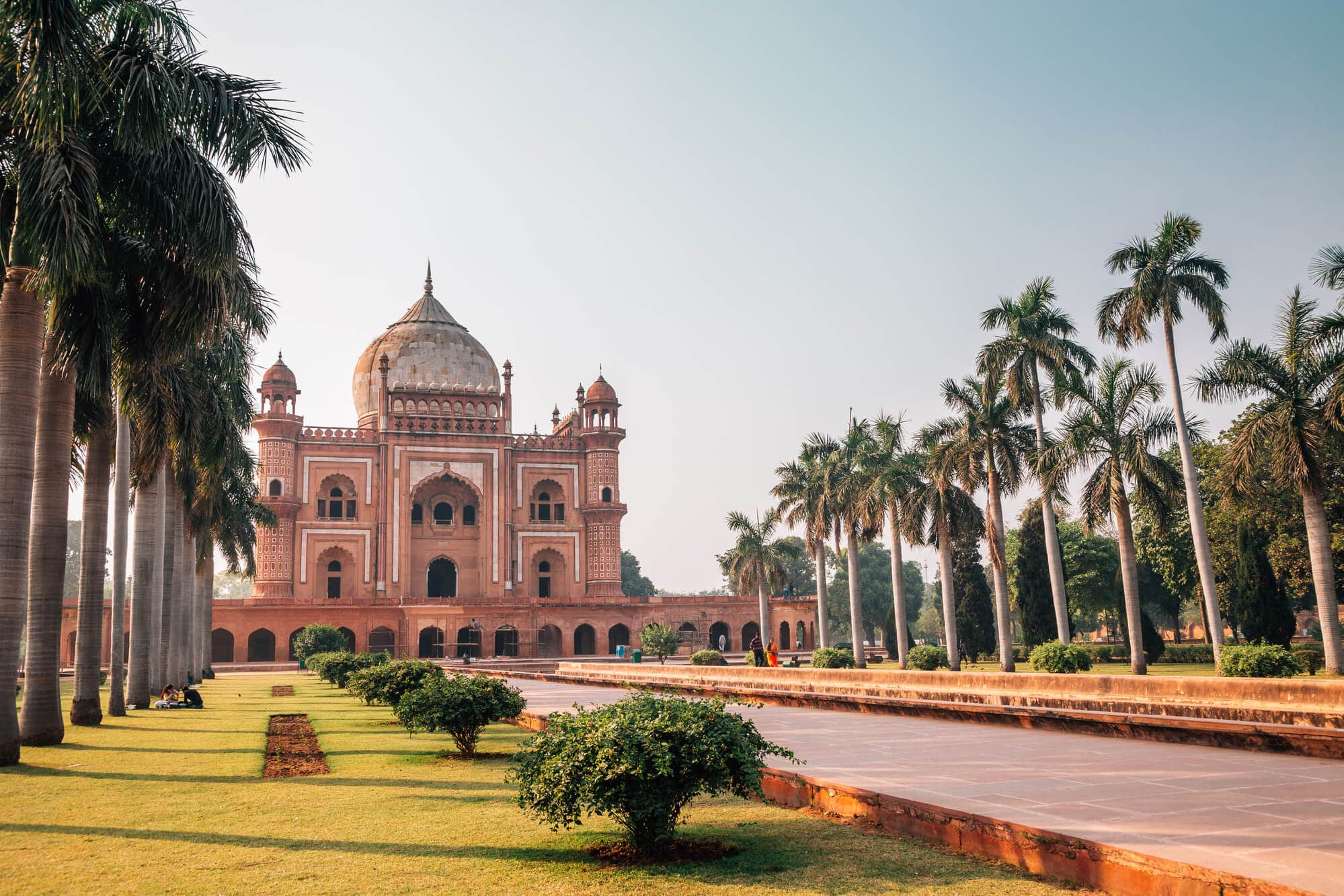 A first timer's guide to Delhi, India - Tomb of Safdarjung