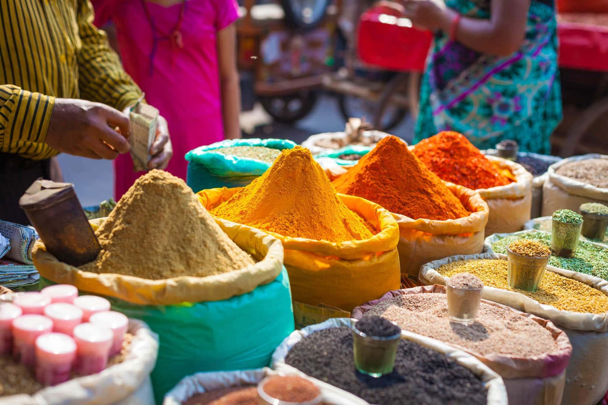 Image result for spice market delhi