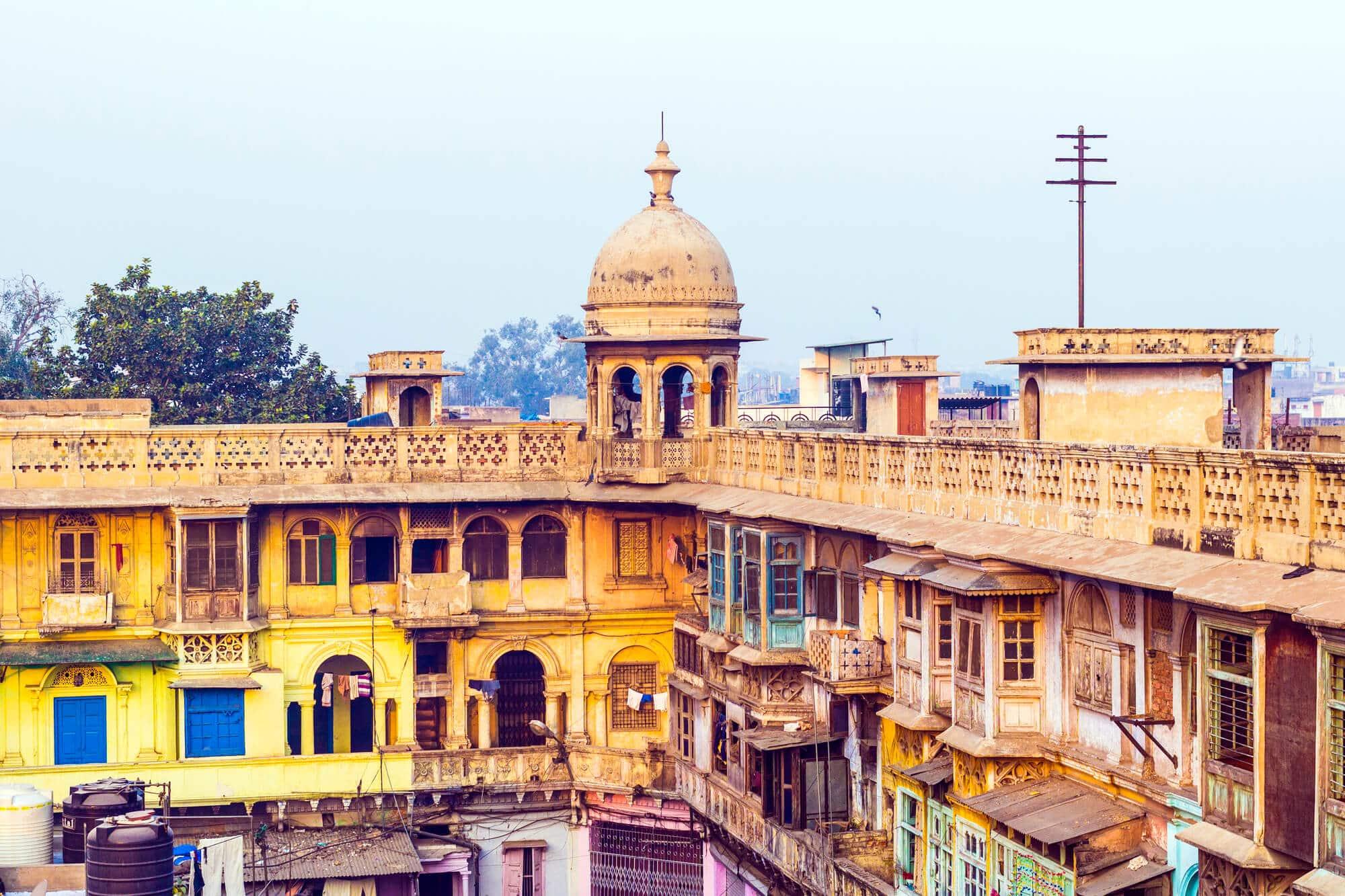 A first timer's guide to Delhi, India - Old Delhi Spice Market (Khari Baoli)