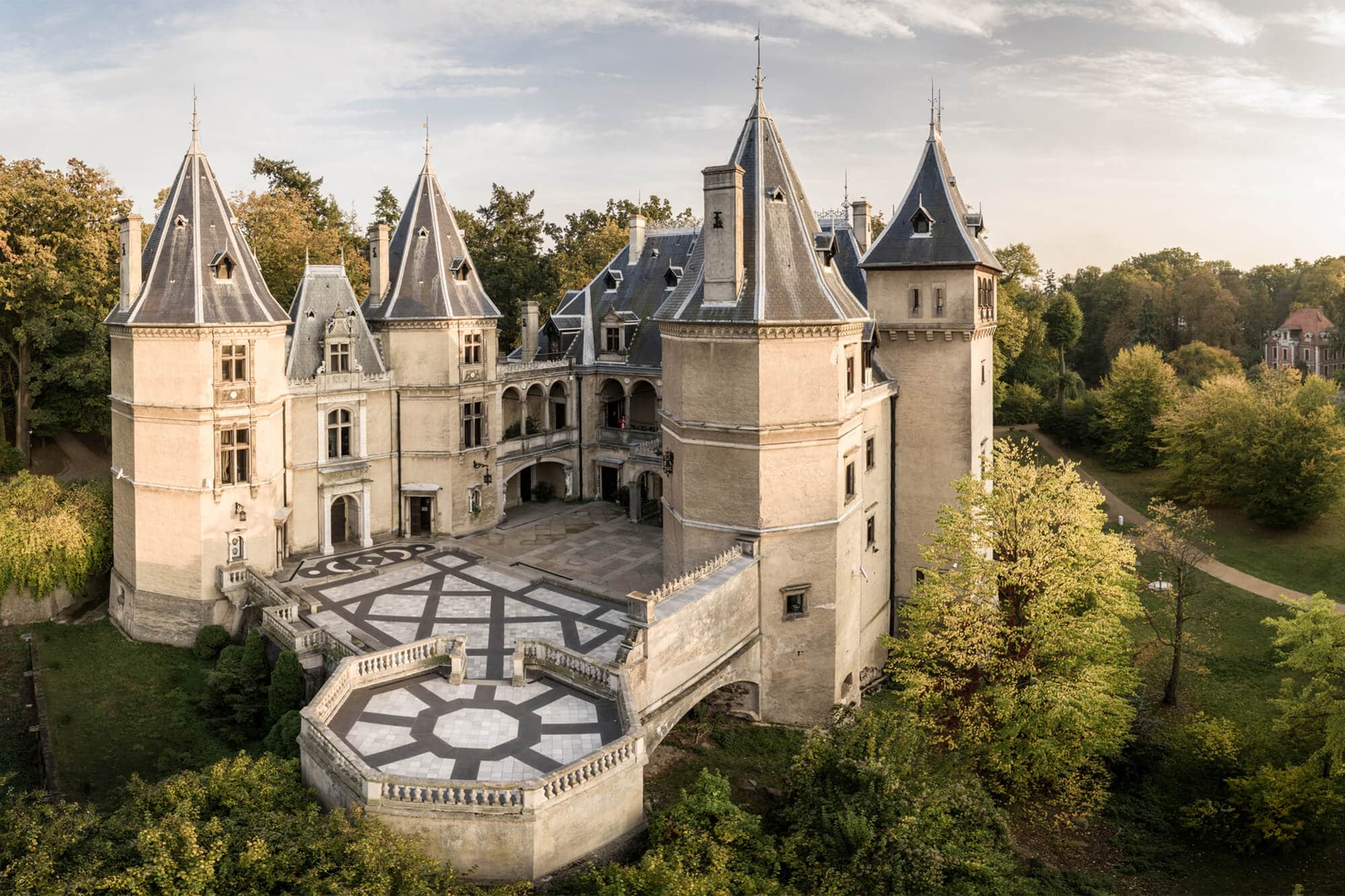 12 of the most beautiful castle in Poland you should add to your bucket list - Goluchow Castle