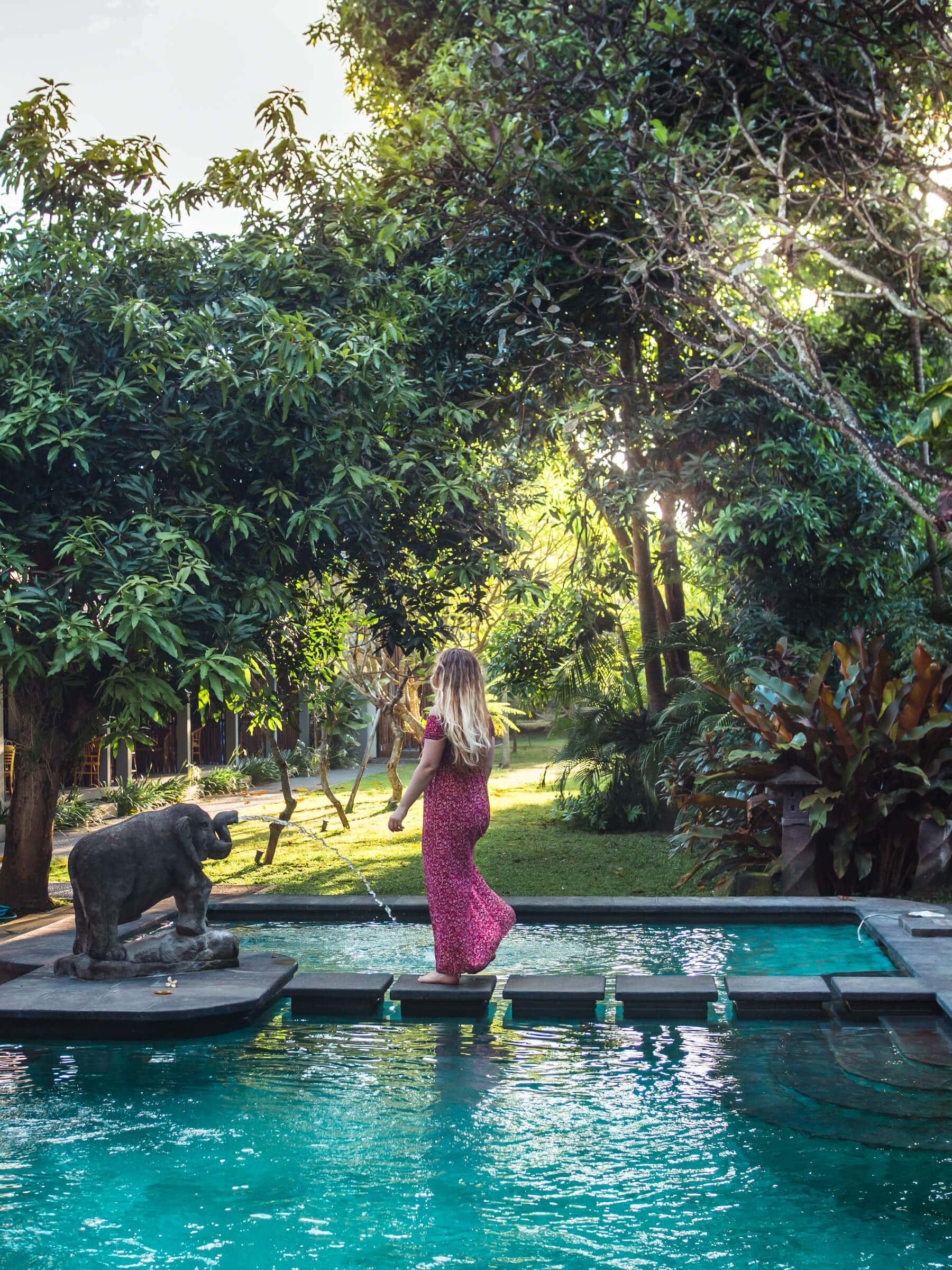 Island Life - Moving back to Bali & Lombok - Adys Inn Legian