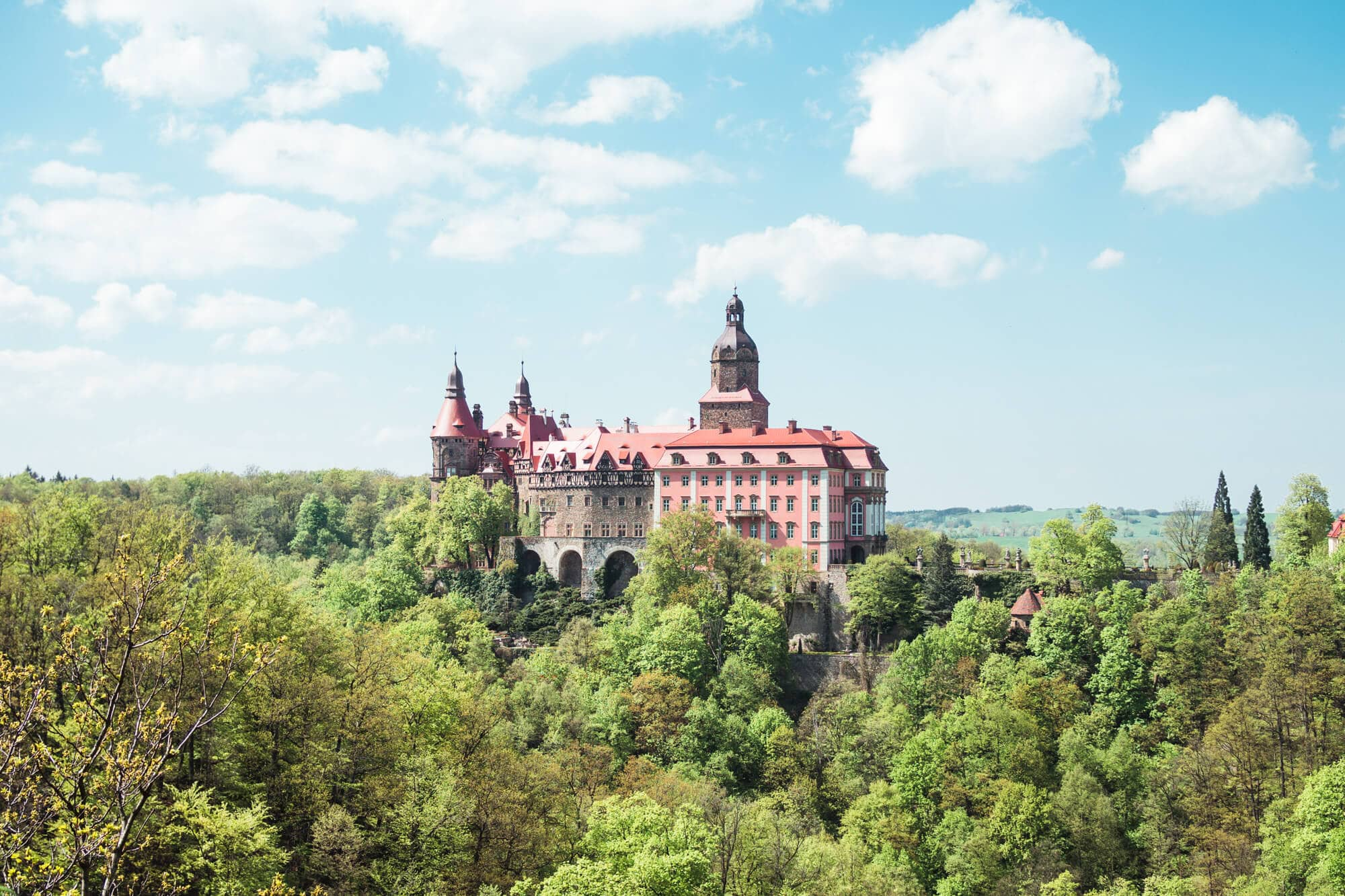 12 of the most beautiful castle in Poland you should add to your bucket list - Książ Castle