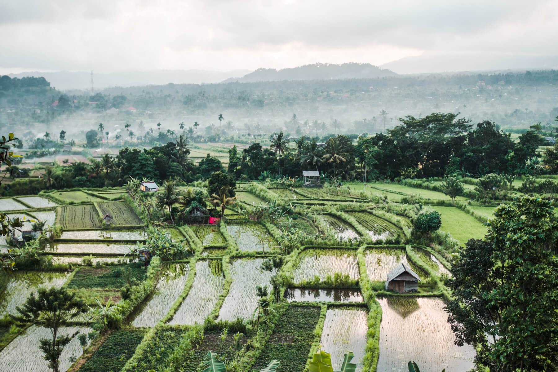 Kubu Carik Bungalows in Karangasem, East Bali. Discover why this incredible hotel should be on your Bali bucket list