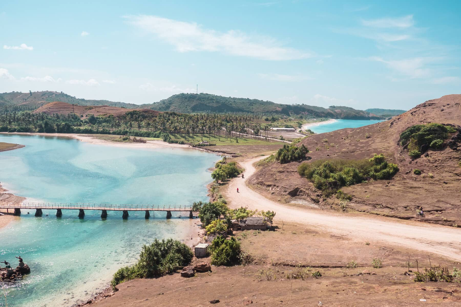 5 of the best views close to Kuta, Lombok - Seger Beach
