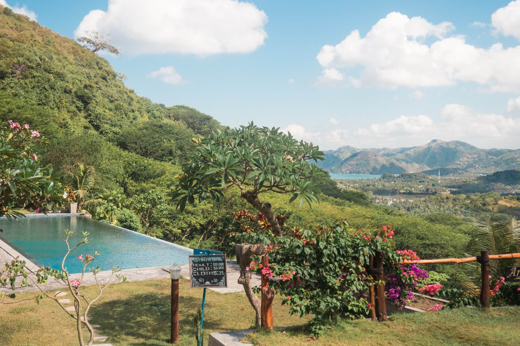 5 of the best views close to Kuta, Lombok - Artati Bungalows & Restaurant