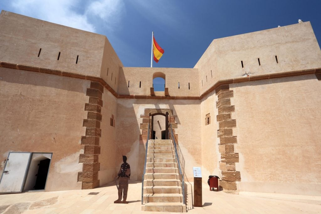 Murcia, Spain: Top 14 awesome things to do - Castillo de san Juan de las Águilas