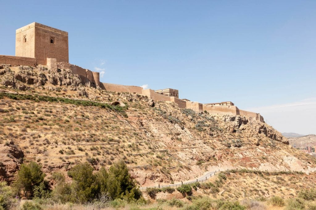Murcia, Spain: Top 14 awesome things to do - Castle of Lorca