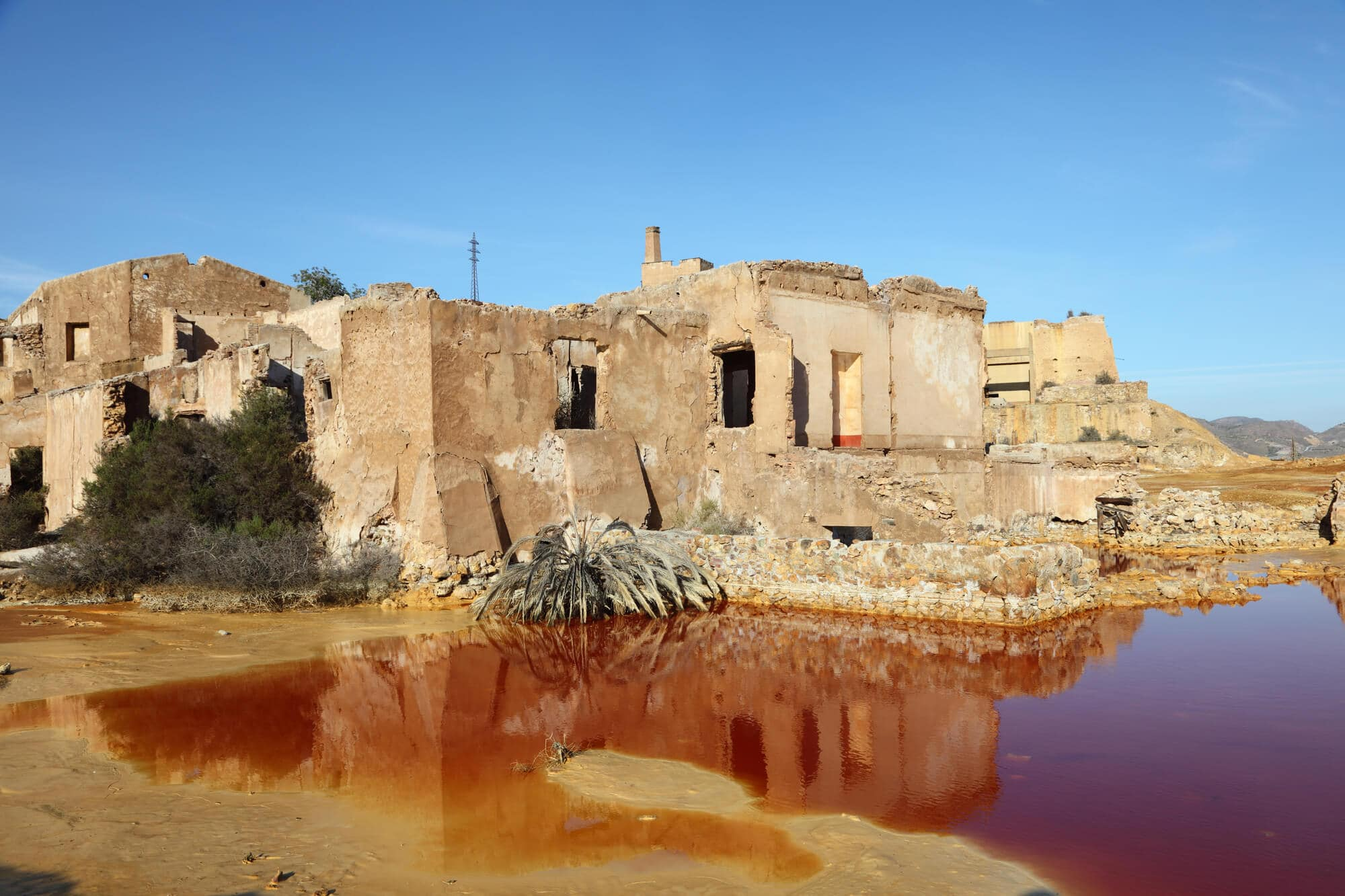 Murcia, Spain: Top 14 awesome things to do - Old Mazarrón mines