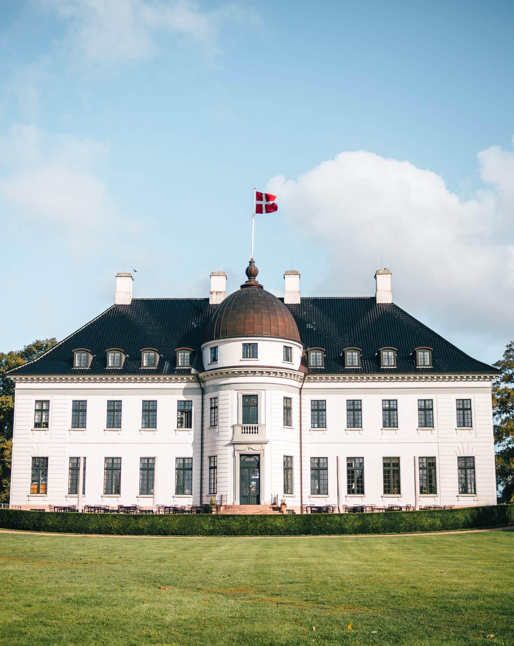Bernstorff Castle Hotel outside Copenhagen - The perfect place to stay in Denmark