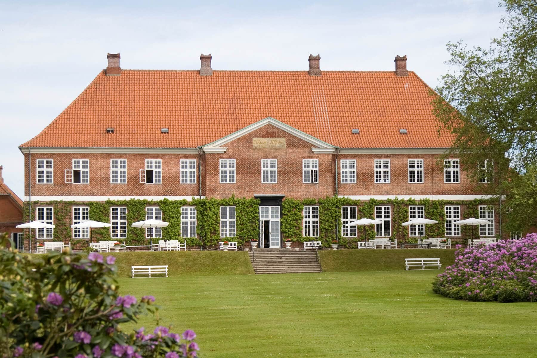 Hindsgavl Castle Hotel on Funen - The perfect place to stay in Denmark