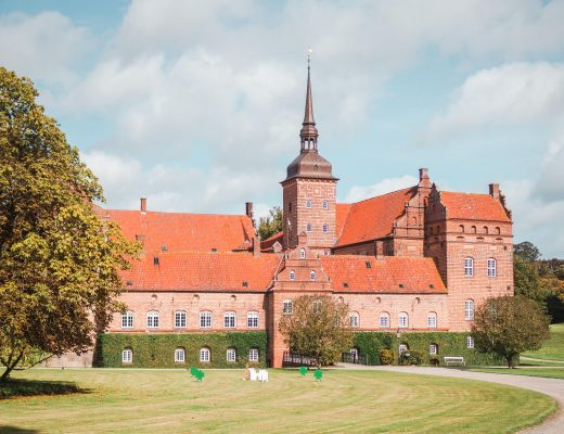 Holckenhavn Castle Hotel on Funen - The perfect place to stay in Denmark