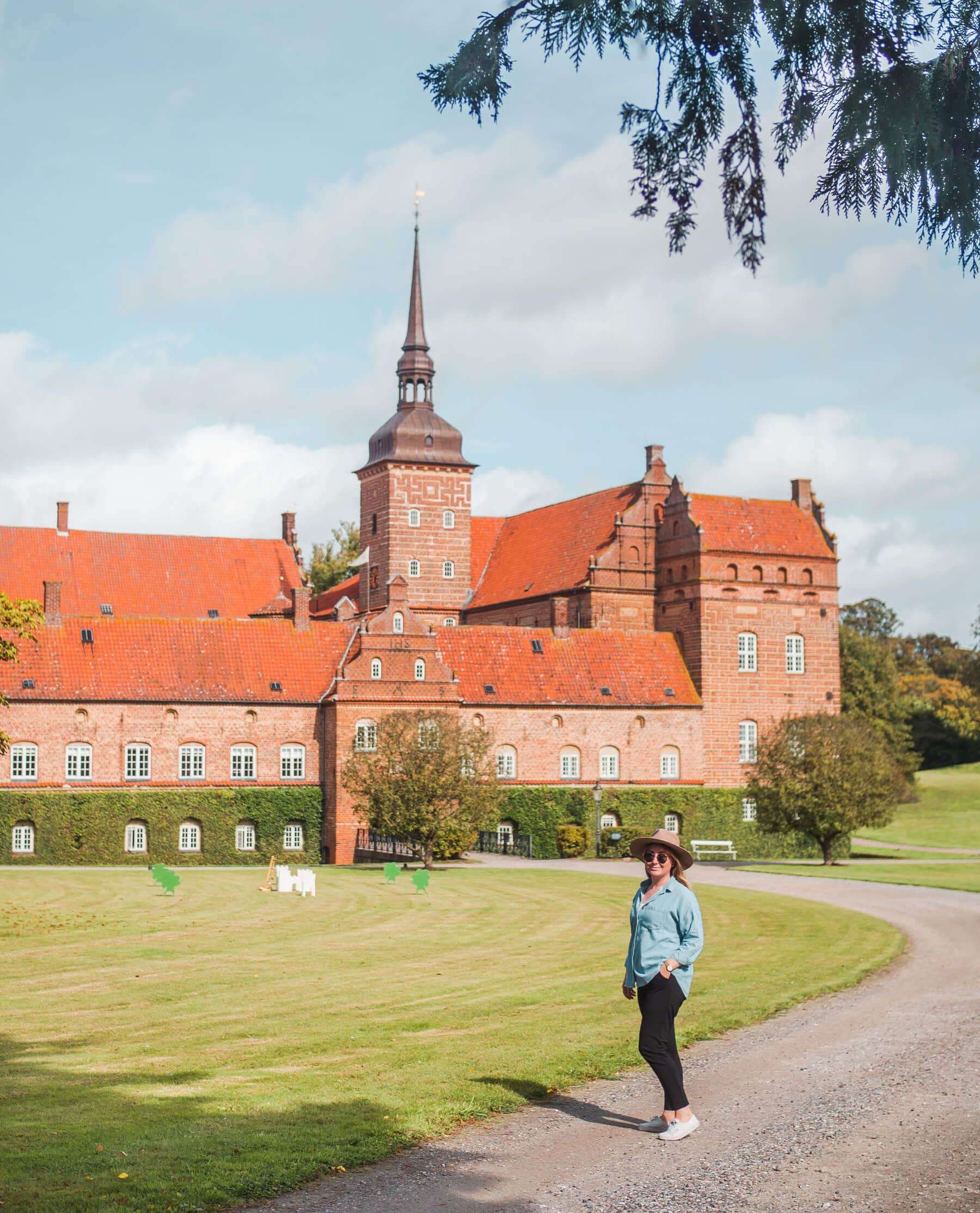 Holckenhavn Castle Hotel located on Funen - The perfect place to stay in Denmark
