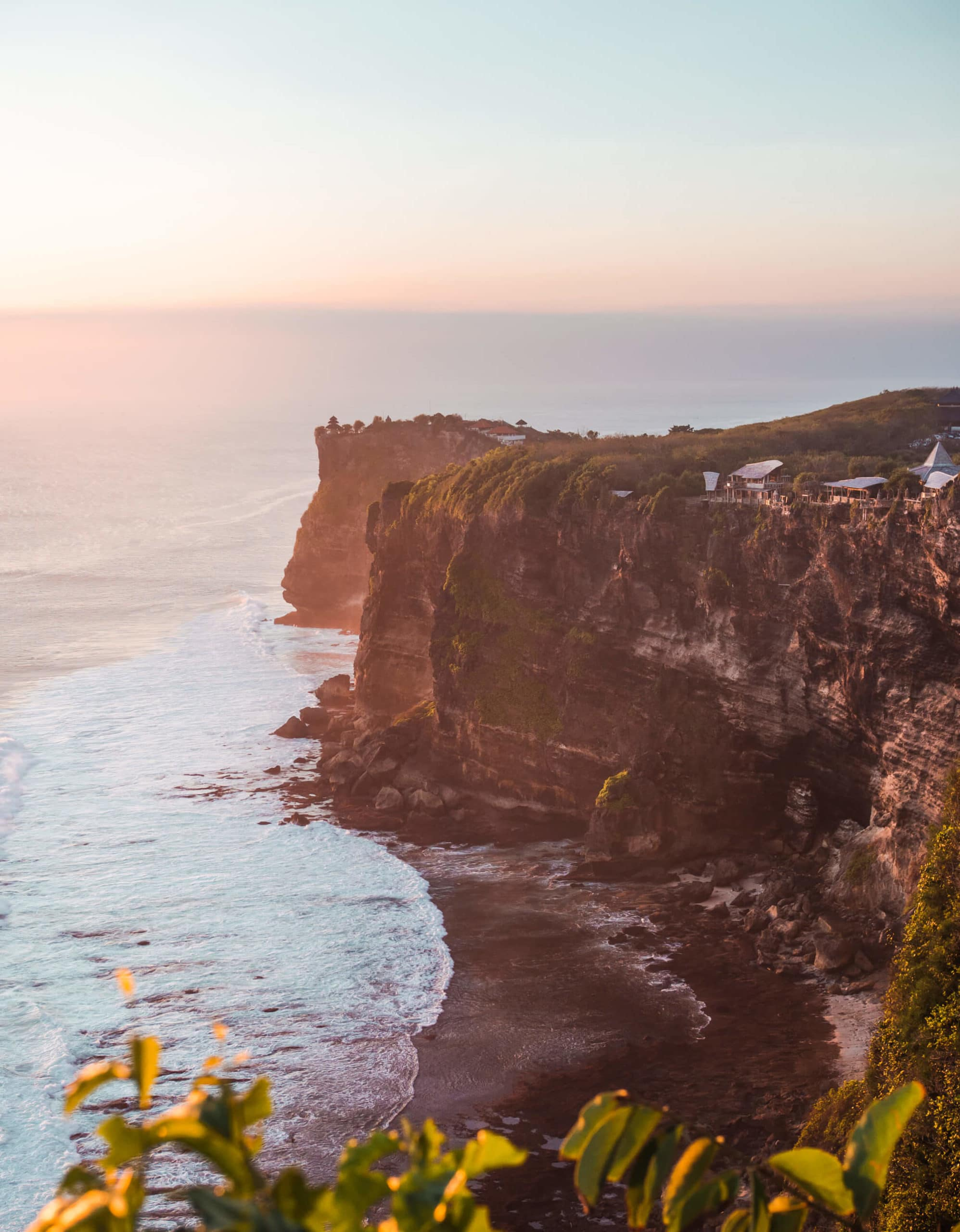 The ultimate 2 week Bali itinerary - Karang Boma Cliff Uluwatu