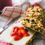 These high-protein breakfast scones are easy and quick to make