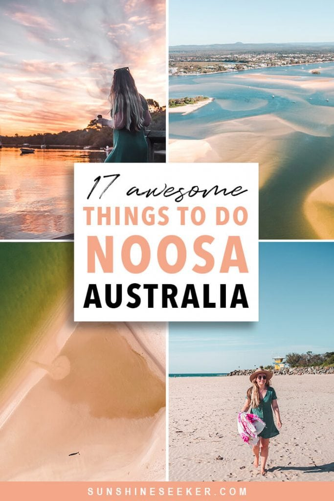 17 awesome things to do in Noosa, Queensland, Australia. From the Fairy Pools in Noosa National Park to boating on the everglades. See why Noosa is the perfect destination for you tropical getaway!