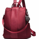 Stylish women's anti-theft backpack - Best useful travel gift idea under $50