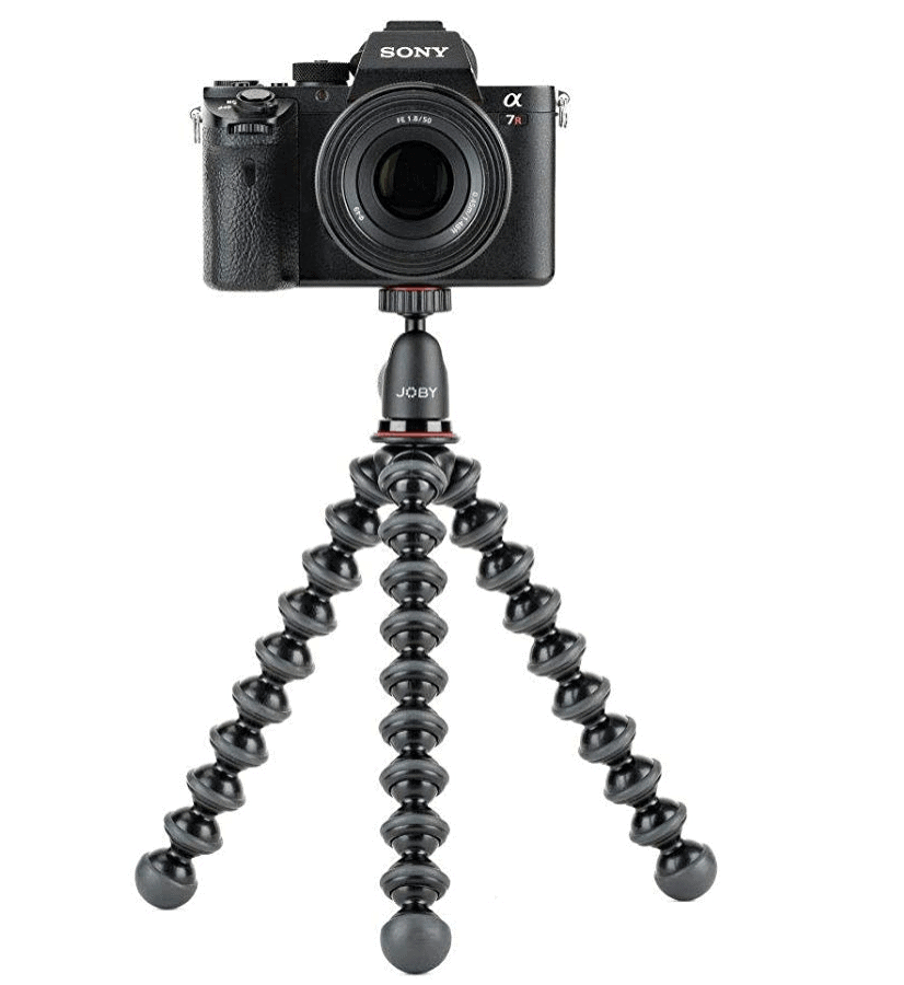 Affordable and functional Gorillapod - Best travel gift idea under $50