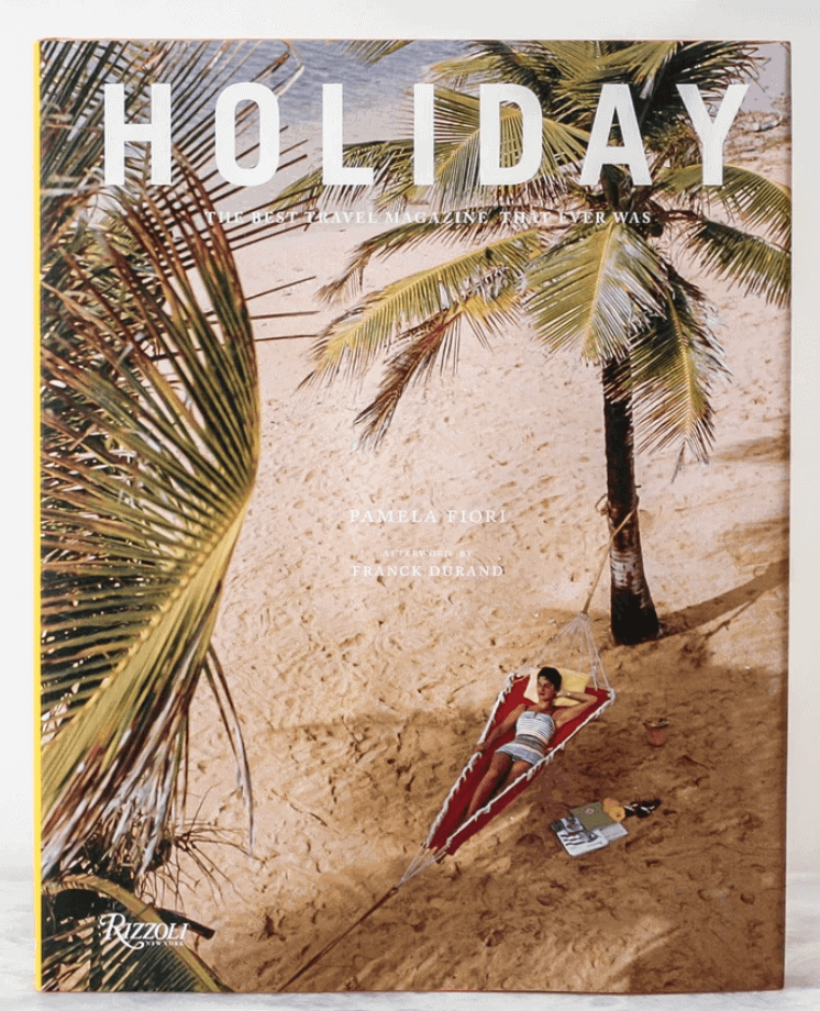 Holiday Travel Magazine coffee table book - Best travel gift ideas under $50 that are actually useful