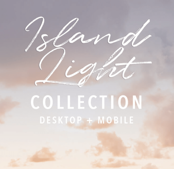 Best island travel Lightroom presets - A gift for the traveler who has it all