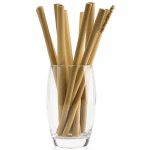 Sustainable travel gift ideas - Reusable bamboo straws