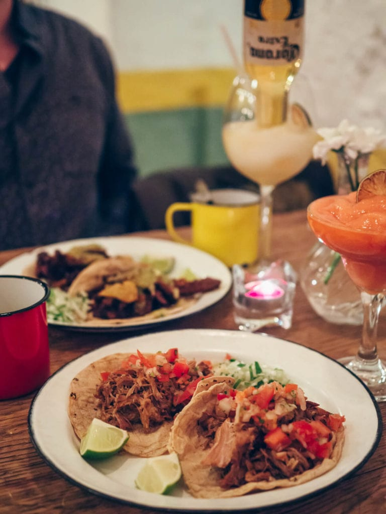 Budapest Instagrammable Places - Tereza Mexican Restaurant