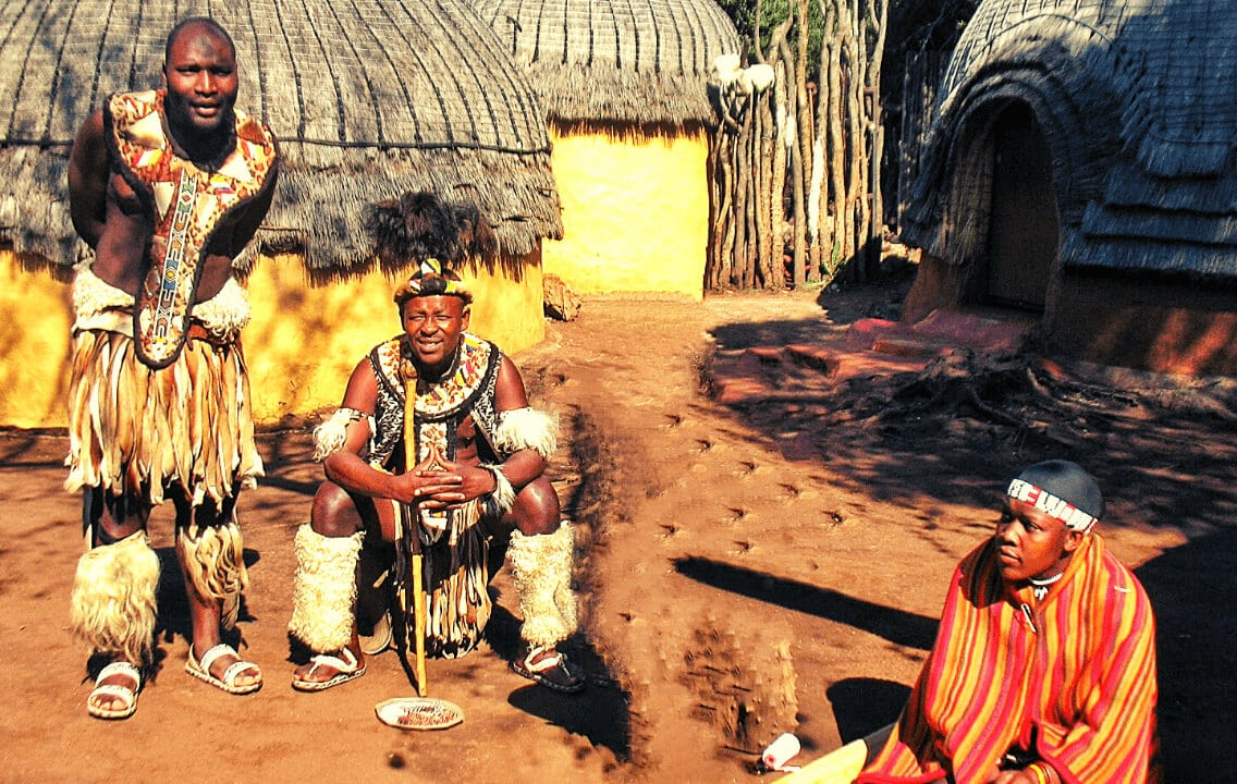 Travel bloggers reveal their favorite experiences in the world - Visiting a Zulu village in South Africa