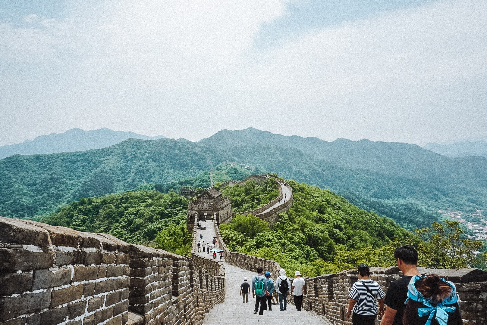 Travel bloggers reveal their favorite experiences in the world - The Great Wall of China