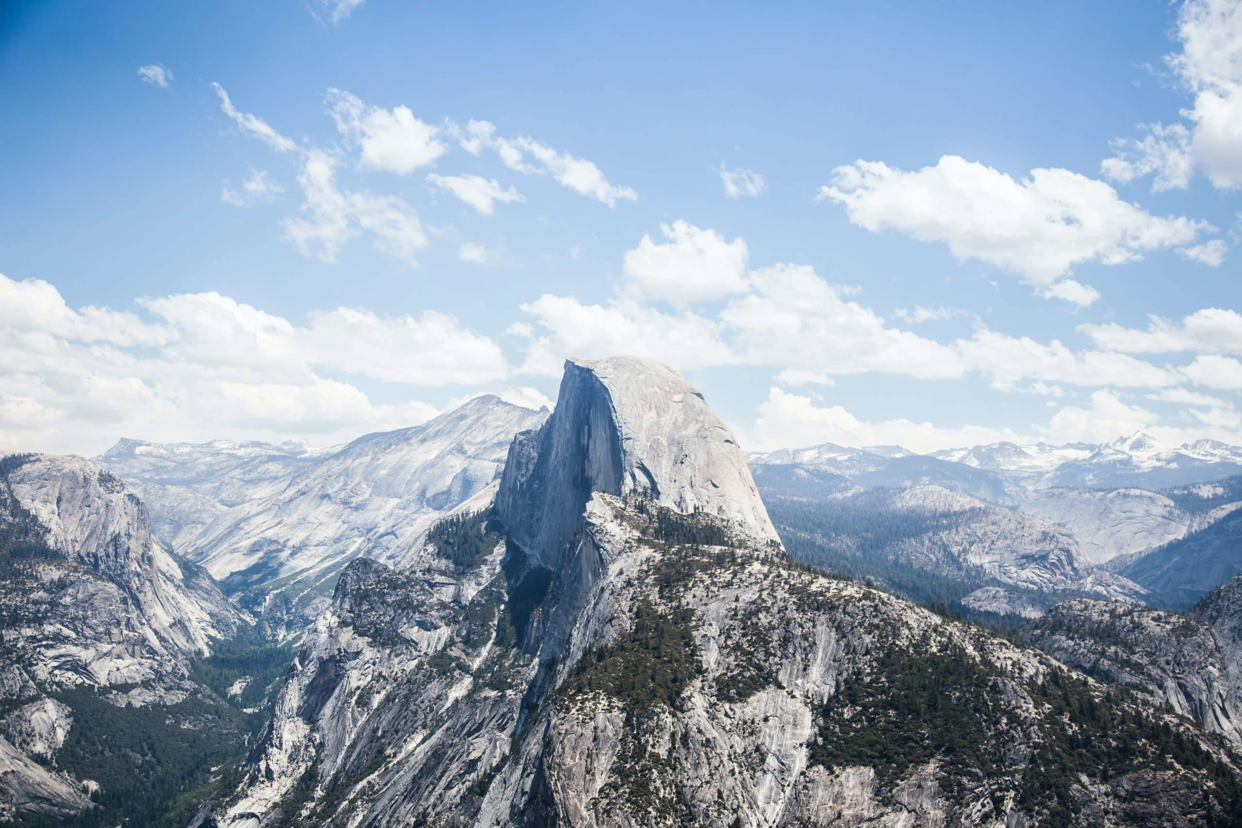 Travel bloggers reveal their favorite experiences in the world - Hiking to the Top of Half Dome in Yosemite National Park