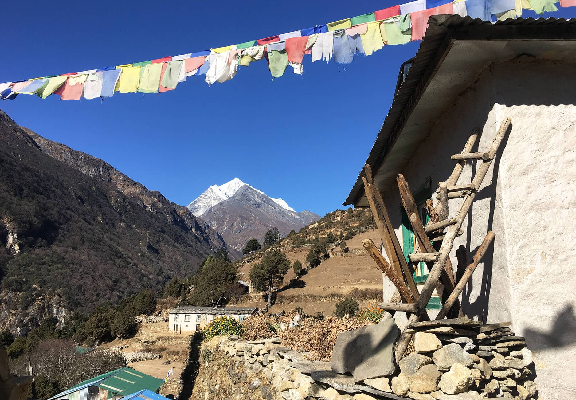 Travel bloggers reveal their favorite experiences in the world - Trekking to Everest Base Camp