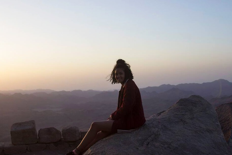 Travel bloggers reveal their favorite experiences in the world - Hiking to Mount Sinai in Egypt